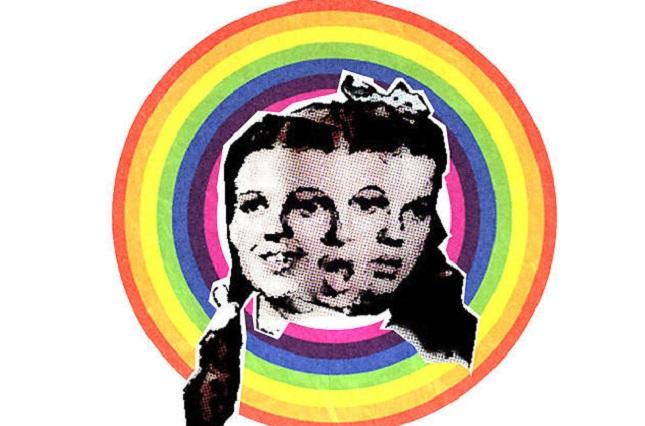 Judy Garland y el gigante Ónix