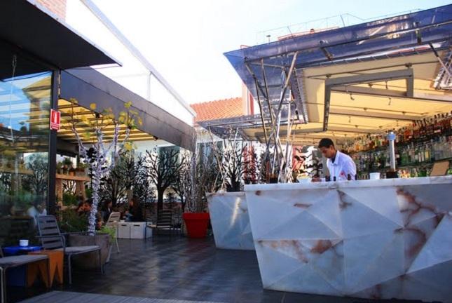 terraza de San Antón