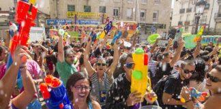 Fiestas del Carmen en Vallecas