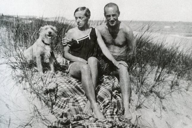Katarzyna Kobro y Wladyslaw Strzeminski