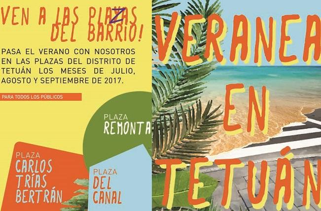 Veranea en Tetuán