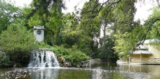 jardín El Capricho