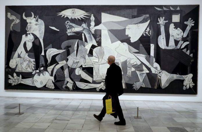 Guernica reina sofia