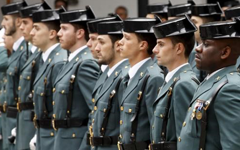 Academia online Guardia Civil Academia online Guardia Civil