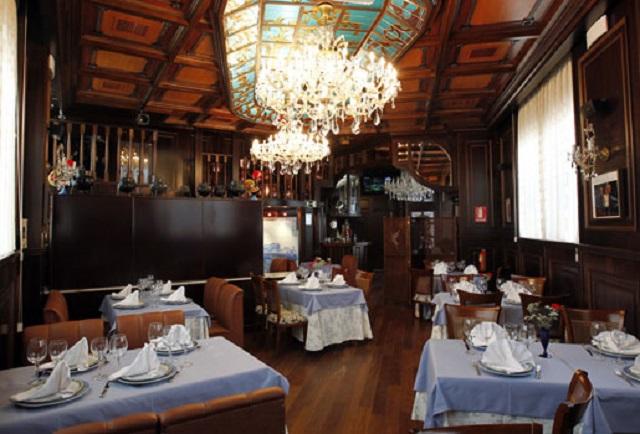 Restaurante portugués Tras os Montes