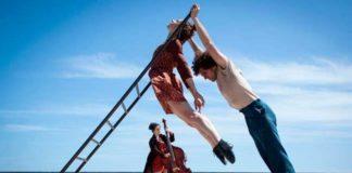 Velada de circo en el parque Valdebernardo Este