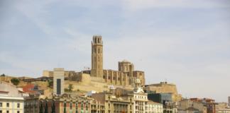 Hoteles en Lleida