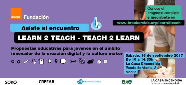 teach 2 jornadas