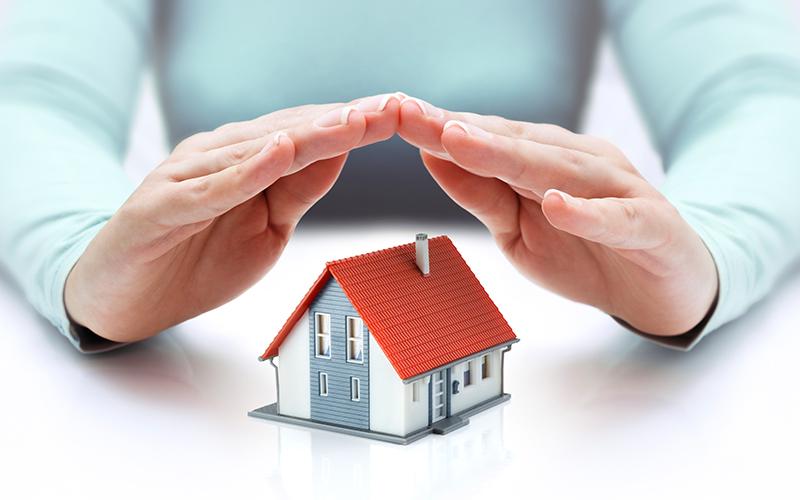 seguro para el hogar