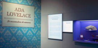 Ada Lovelace en la Fundación Telefónica