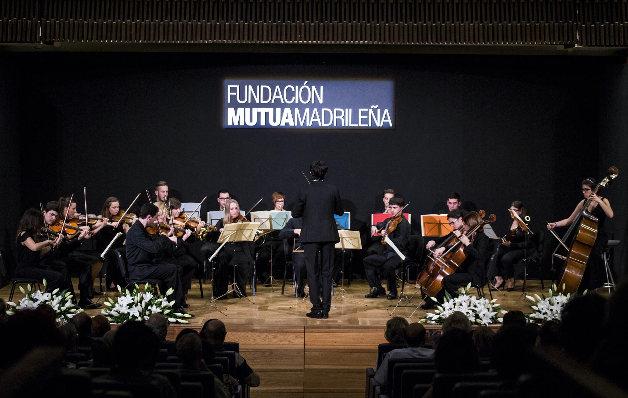 La Fundación Mutua Madrileña invita a concierto de música clásica con European Royal Ensemble