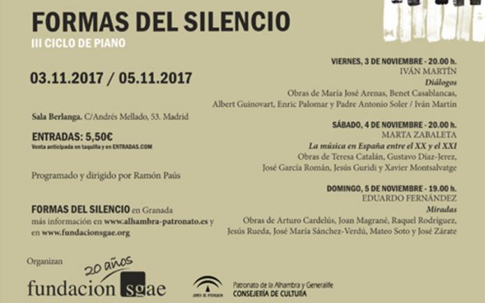 formas del silencio