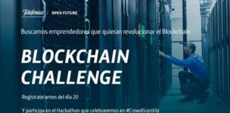 Hackathon sobre blockchain. Telefónica Open Future_