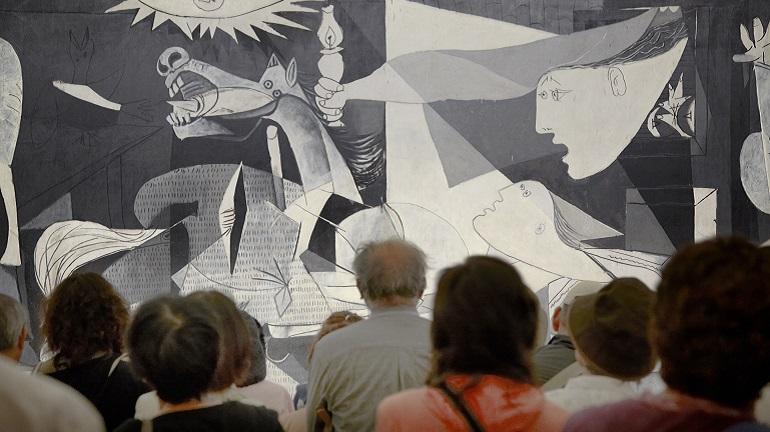 La Fundación Mutua Madrileña desarrolla visitas guiadas en el Museo Reina Sofía