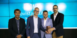 Movistar Smart WiFi. Premio MMA Spain 2017