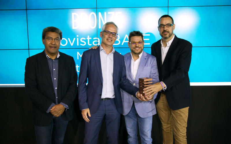 Movistar Smart WiFi. Premio MMA Spain 2017