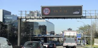 contaminacion Madrid