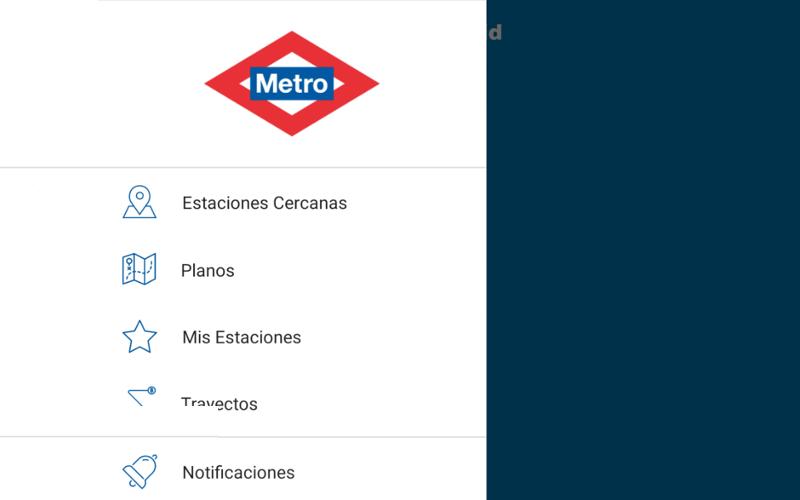 metro madrid app