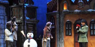 Cuento de Navidad de Dickens en Teatro Sanpol