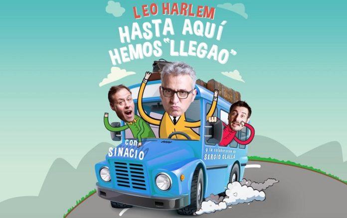 Hasta aquí hemos llegao con Leo Harlem