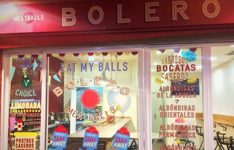 Restaurante Bolero Meatballs
