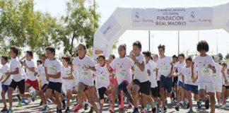 II Carrera Solidaria Fundación Real Madrid