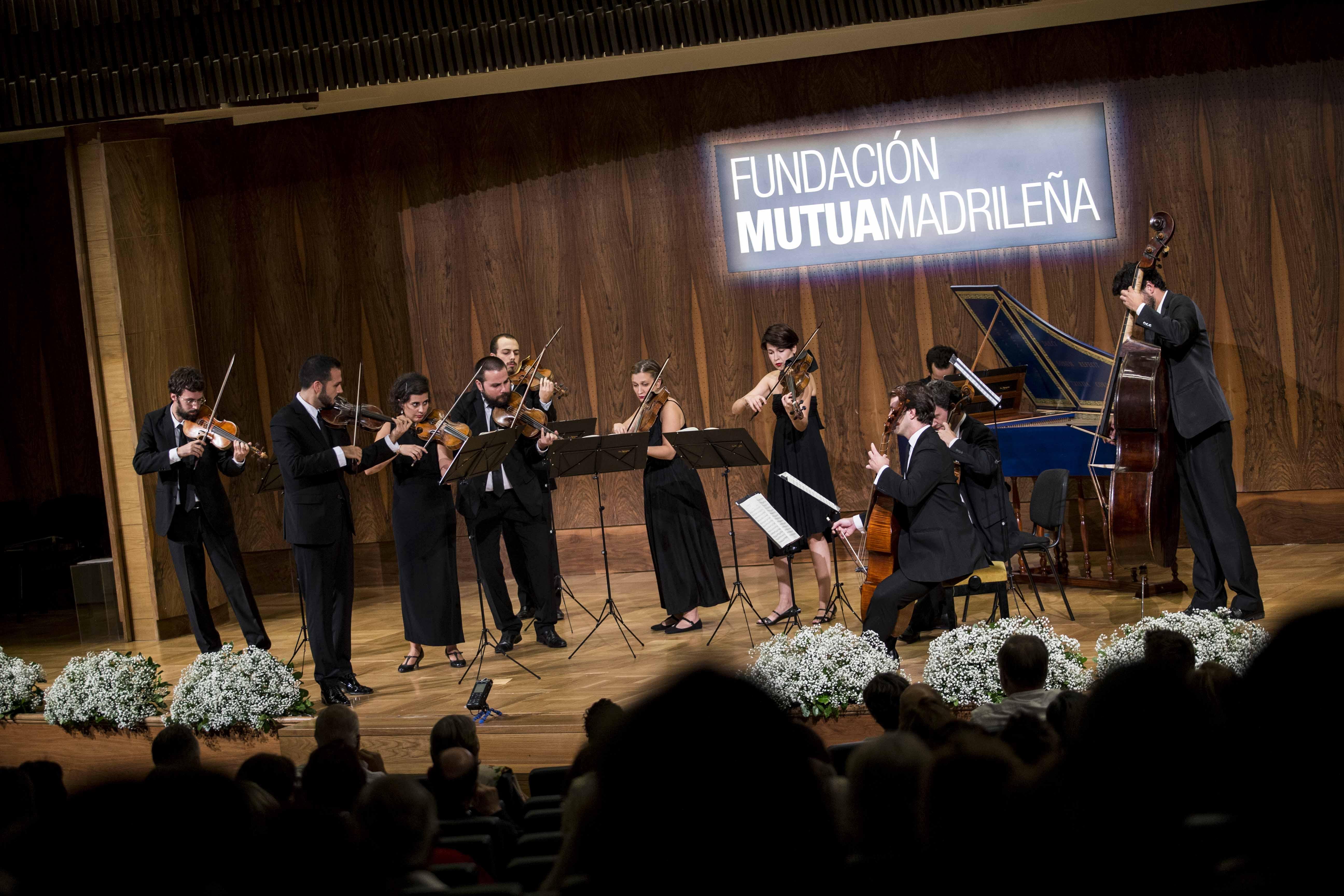 Inicia ciclo de conciertos para el público adulto y familiar de la Fundación Mutua Madrileña