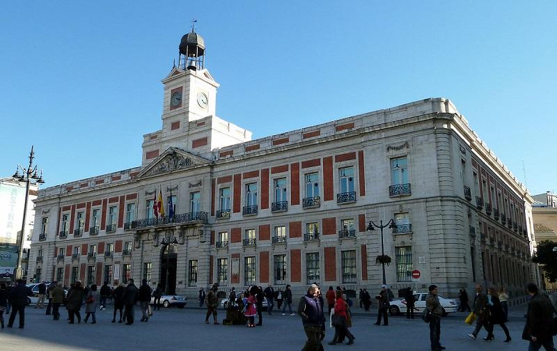 Nueva oficina de turismo de la CAM en la Puerta del Sol