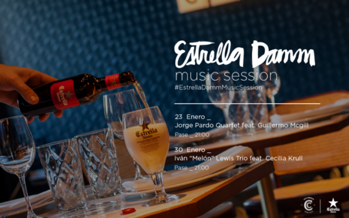 cafe comercial music sessions