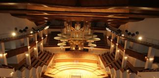 auditorio nacional madrid