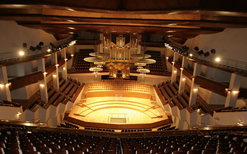 auditorio nacional madrid