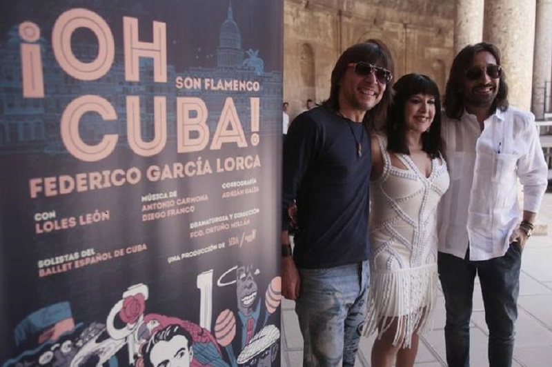 ¡Oh, Cuba! Federico García Lorca