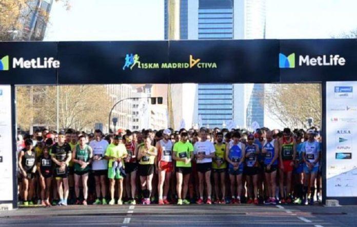 15km Metlife Madrid Activa