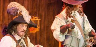 Cyrano de Bergerac en el Teatro Reina Victoria