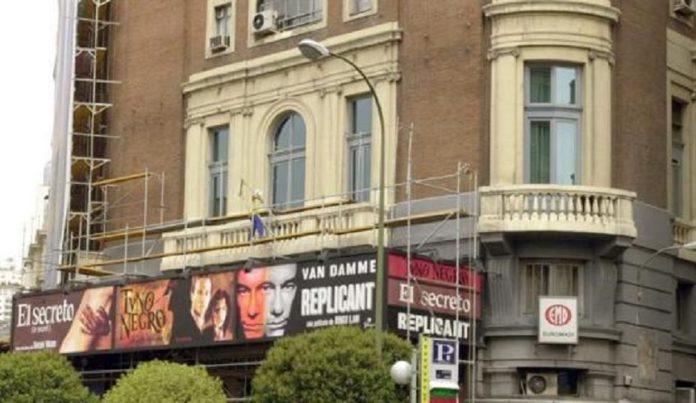 Los lunes de arte en el Cine Palacio de la Prensa