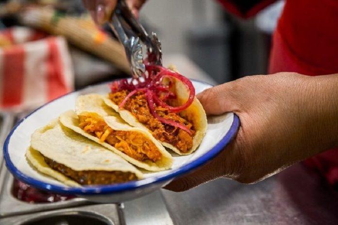 Taquería mexicana Doce chiles