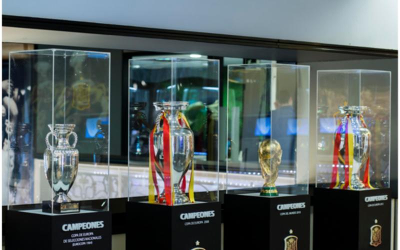 Telefónica. Selección Española de Fútbol