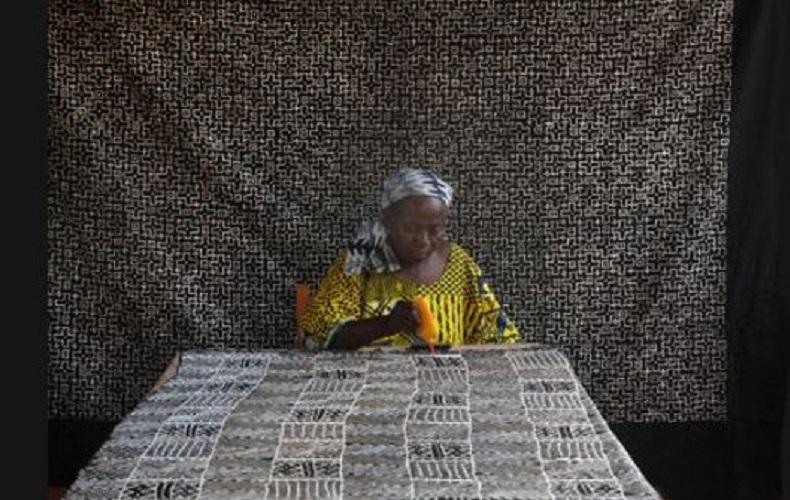 Arte textil en África occidental