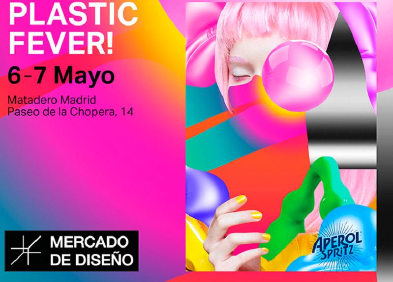 Mercado de diseño Plastic Fever