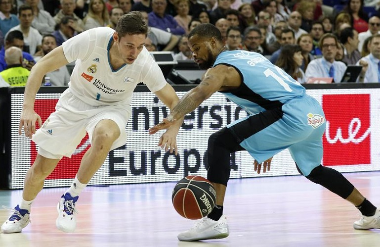 Movistar Estudiantes vs Real Madrid
