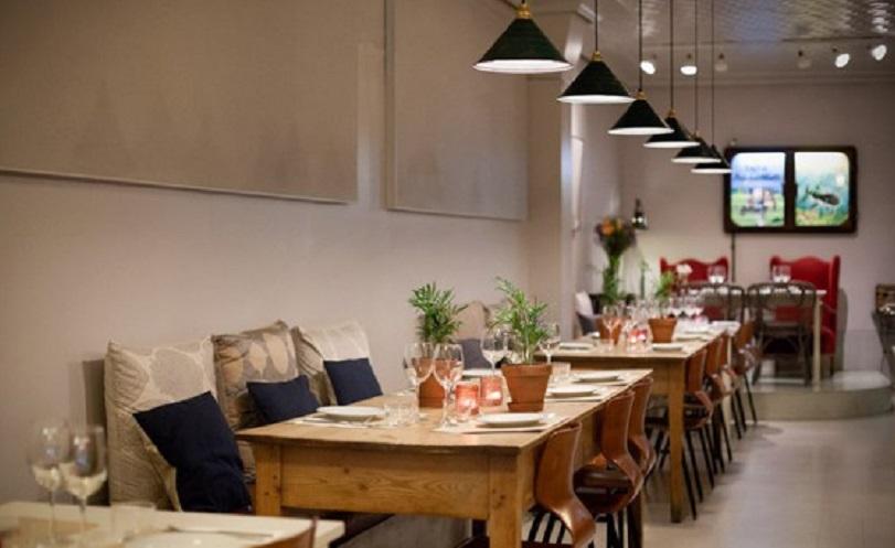 Restaurante Clarita en Malasaña