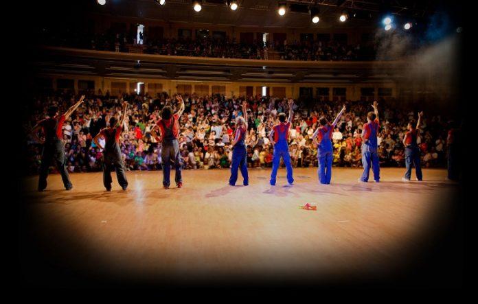 Concierto Canta Juego en el Nuevo Teatro Apolo