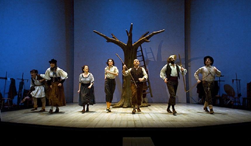 La cueva de Salamanca en el Teatro de la Comedia