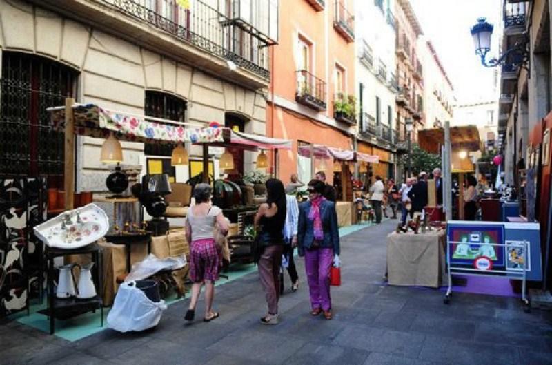 Día de las flores del Mercado de las Ranas