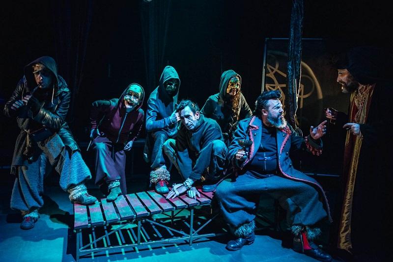 La vida es sueño en el Teatro de Bellas Artes