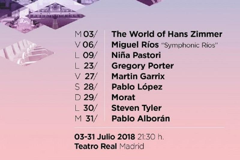 Universal Music Festival en julio