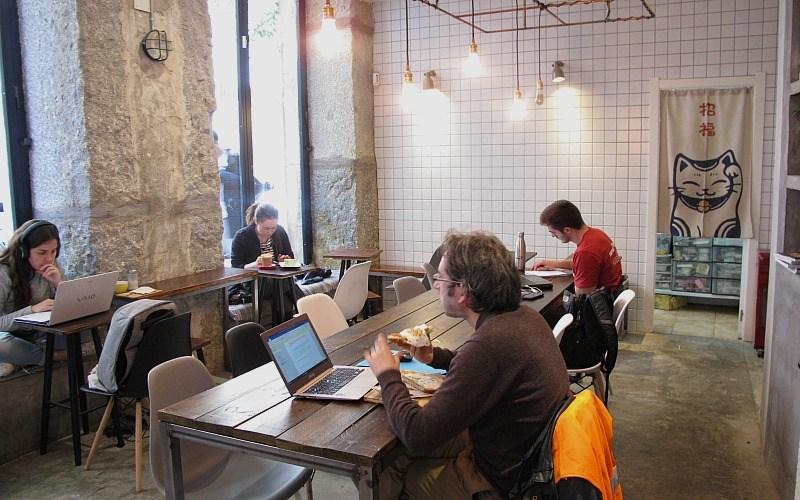 Hanso Café en Malasaña