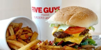 five guys en azca