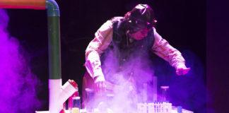 El laboratorio de los sueños en los Teatros Luchana
