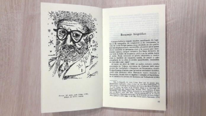 La Biblioteca Nacional homenajea a León Felipe